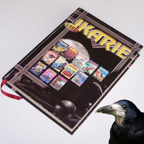 Ruční vazba časopisů