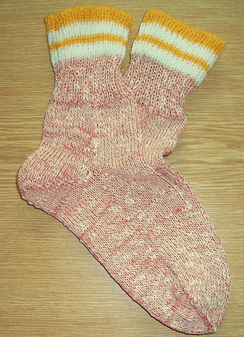 Ponožky melír vel. 32/33