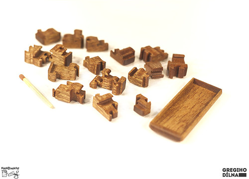 Hlavolam 3D puzzle