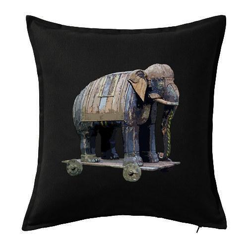 Dekorační polštář ,,Elefant,,