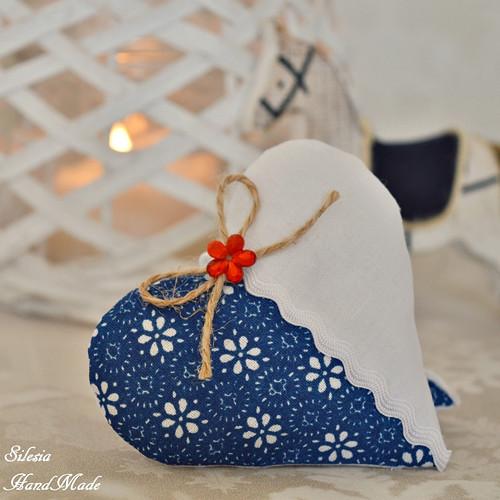 Srdíčko - vánoční, svatební, dekorační