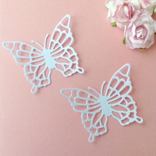Motýli- sada 2ks , barva dle přání (MOT 16)