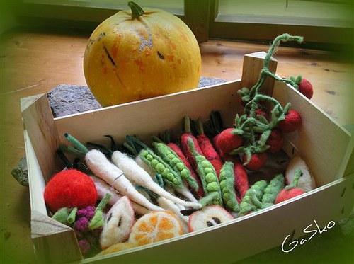 Pro malé zelinářky a kuchařinky