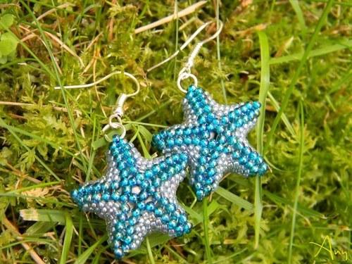 Tyrkysové hvězdice