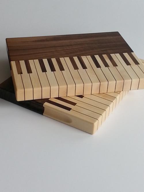 Luxusní kuchyňské prkénko PIANO