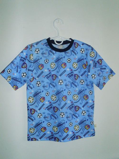 Tričko s krátkým rukávem  v.86-158