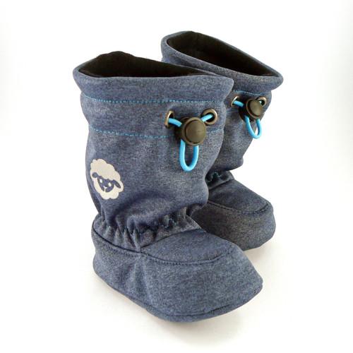 Softshelláčky MERINO boots