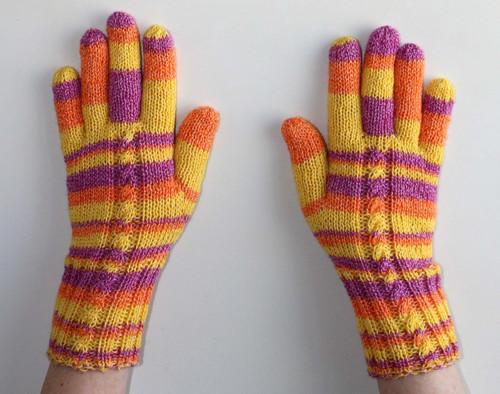 Ručně pletené..s bavlnou