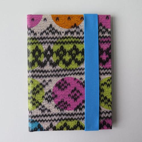hotový Nor s puntíky - na Kindle 4 nebo 5