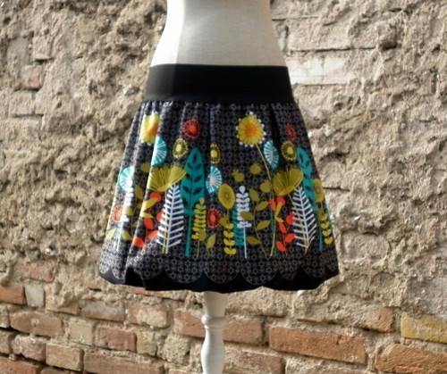 Balonová sukně no.546