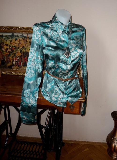Luxusní hedvábná košile