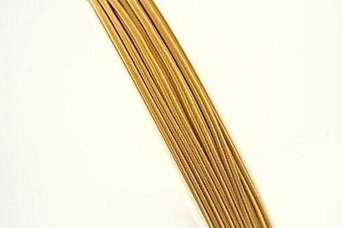 Sutaška 3mm Y4200, 4m délka - zlatavá