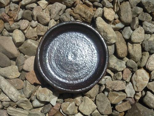 Podmiska na svíčku k prořezávané kouli-20cm