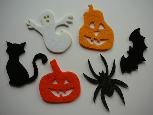 Halloween  3 - 6 cm