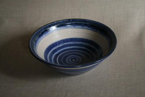 miska modrá