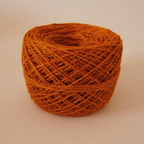 Rozalie - 120 zlatá oranžová