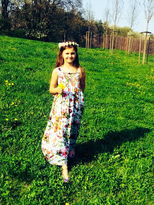 Dětské, letní šaty