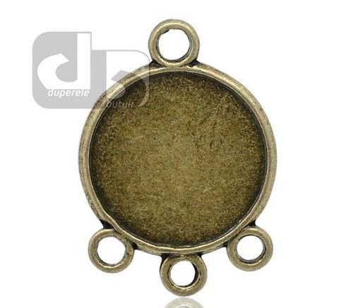 Bronzová lůžka, ramínka