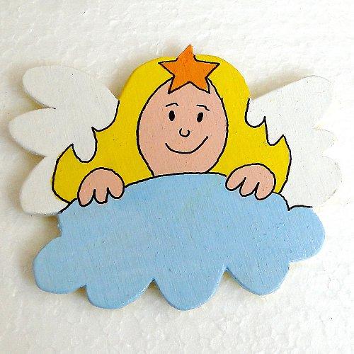 Magnet andělíček