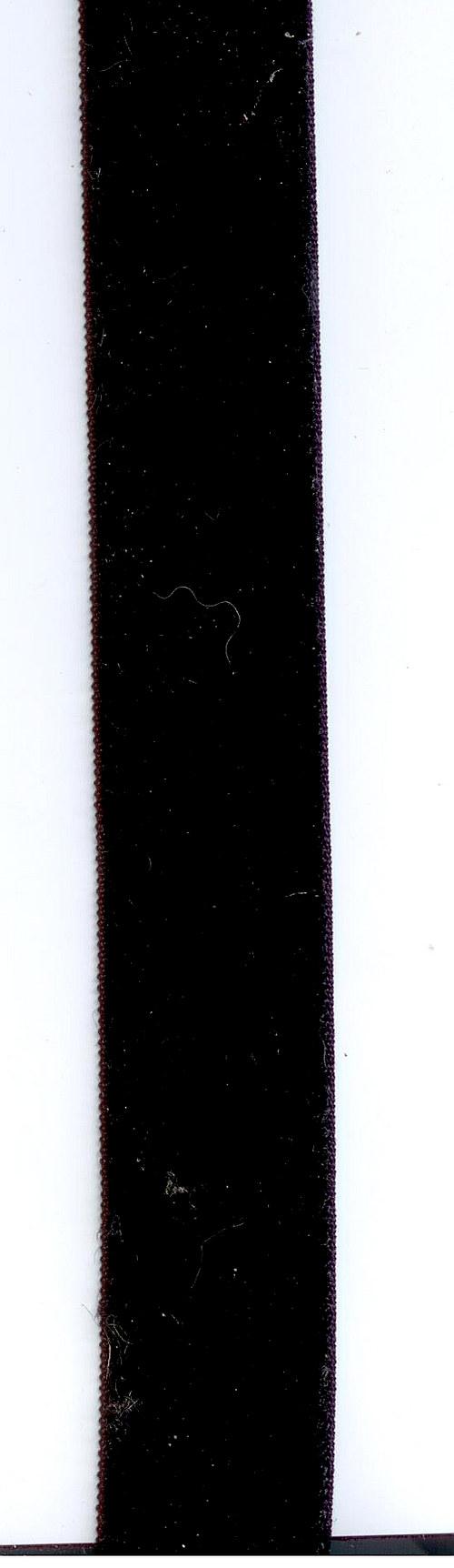 Sametka černá