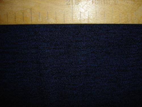elastická pletáž  cena za 10cm šíře 150cm