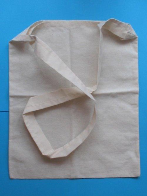 bavlněná taška přes rameno