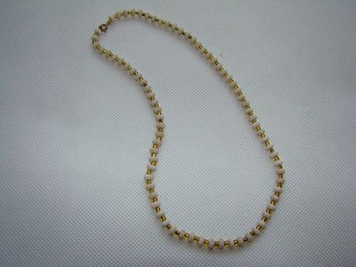 Korálky - náhrdelník č12