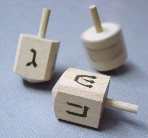 Chanuka Drejdl - židovská hračka