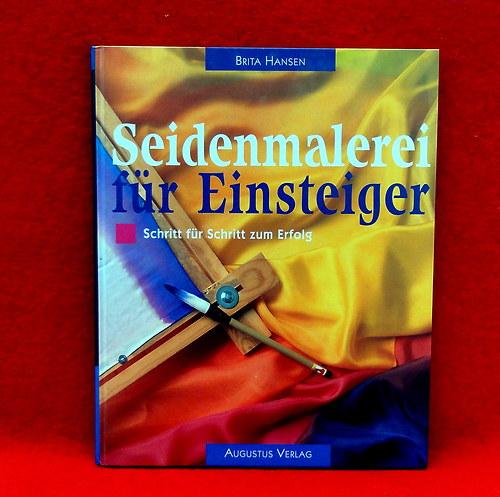 Kniha - Seidenmalerei fur Einsteiger