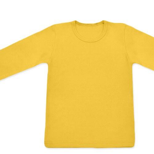 Dětské tričko UNI DR žlutooranžové
