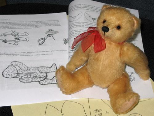 Medvídek Klasik - popis + střih
