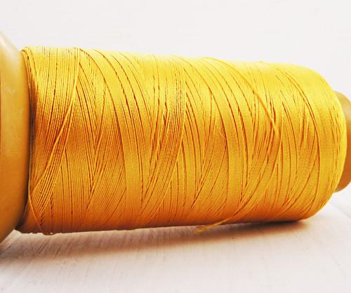 750m 820yrd Žlutý Nylon, 3-Příze Lištování Střapce