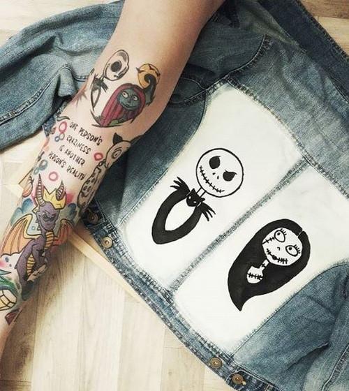 Džínová bunda Jack & Sally