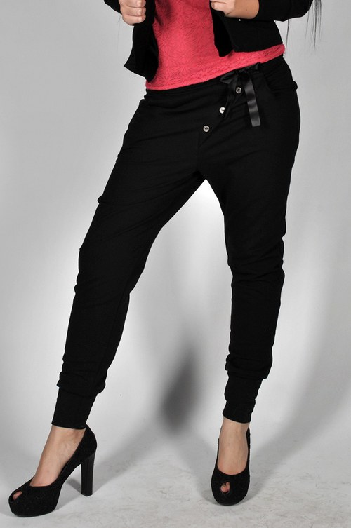 tepláčkové kalhoty se sníženým rozkrokem 4aa6a11fd9