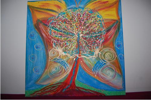 Strom života - zakořenit a vzlétnout