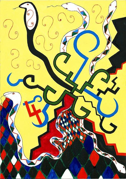 plakát-abstrakce-Zmijoviště