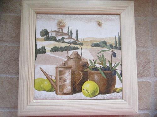Olivové zátiší