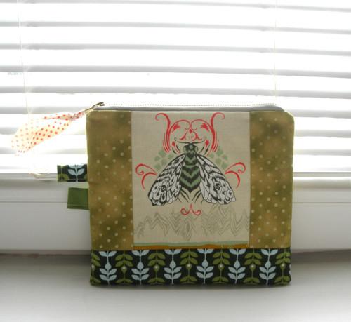 Taštička - hmyzáci I