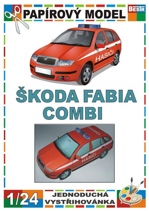 Fabie Combi Hasiči