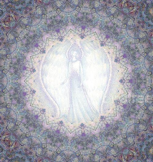 Ve fialkách anděl ll.