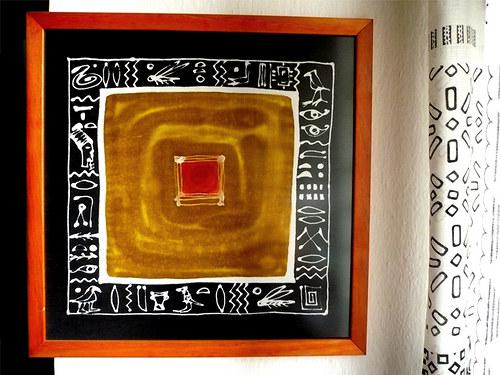Egyptské motivy II sleva z 1500,-