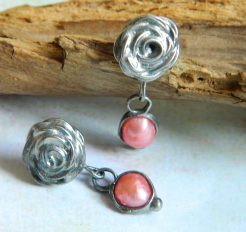 Puzetkové růžičky 2 /říční perla/