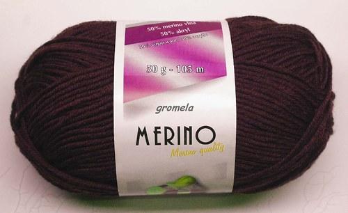 Merino 14804 (tm.fialová)