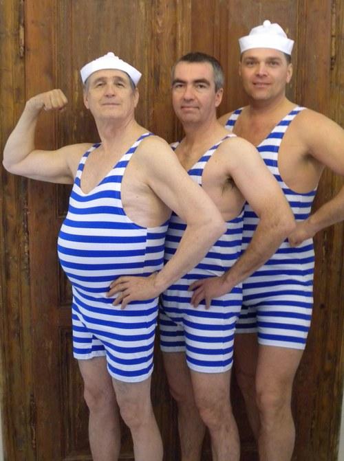 Retro plavky: Rozmarné léto