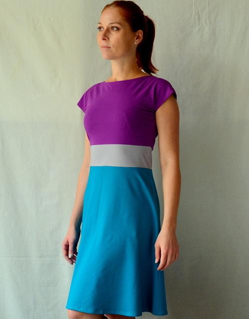 Úpletové šaty - na míru   Zboží prodejce Petrushe  b7d89d29e0
