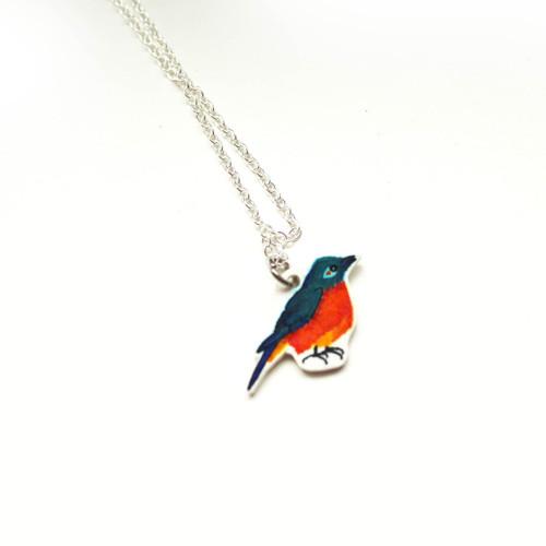 Náhrdelník: Bluebird