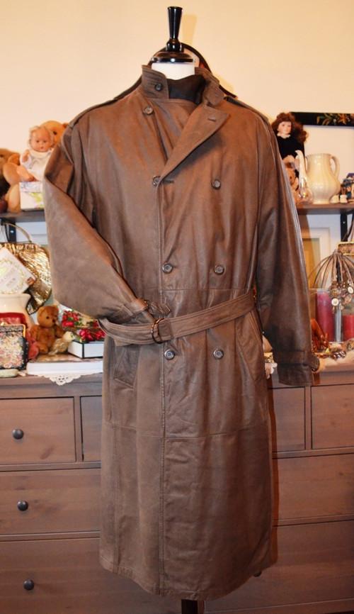 Starý německý kabát veterán...