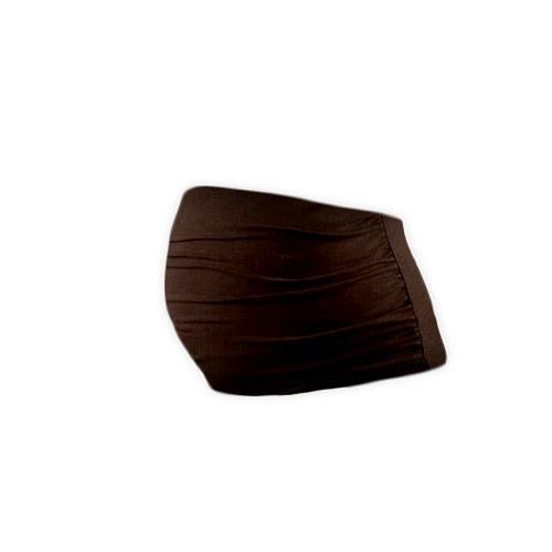 Těhotenský pás čokoládový