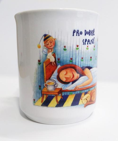 Pro dobré spaní - keramický hrníček
