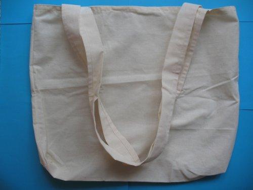 plážová bavlněná taška